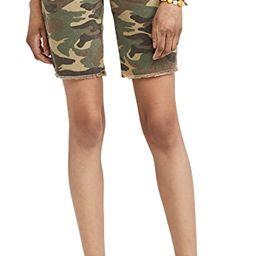 Camo Bermuda Shorts   Shopbop