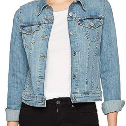 Levi's Women's Original Trucker Jacket | Amazon (US)