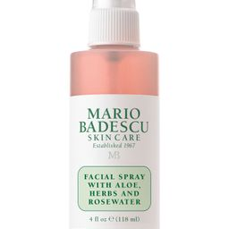 Facial Spray with Aloe, Herbs & Rosewater   Nordstrom