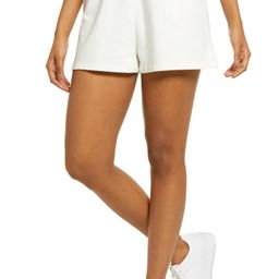 Organic Cotton French Terry Pull-On Shorts | Nordstrom