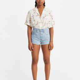 501® Original Womens Shorts | LEVI'S (US)