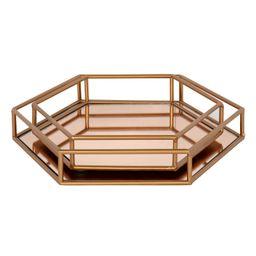 Kinch 2 Piece Vanity Tray Set | Wayfair North America
