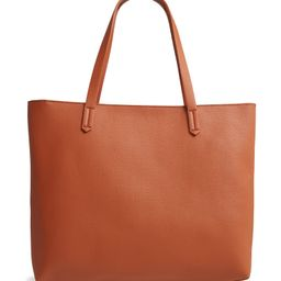 Faux Leather Classic Tote | Nordstrom