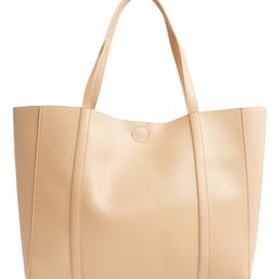 Faux Leather Essential Tote | Nordstrom