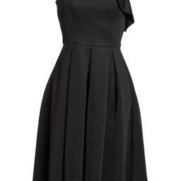 One-Shoulder High/Low Cocktail Dress | Nordstrom