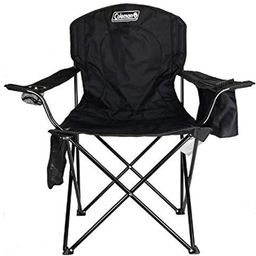 Coleman Camping Chair with Built-in 4 Can Cooler   Amazon (US)