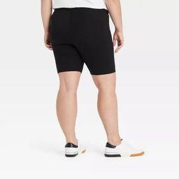 Women's plus Size Bike Shorts - Ava & Viv™ | Target