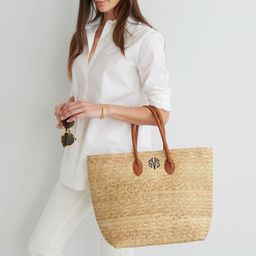 Palm Leaf Tote | Mark and Graham