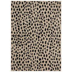 Leopard Spot Woven Rug - Opalhouse™   Target