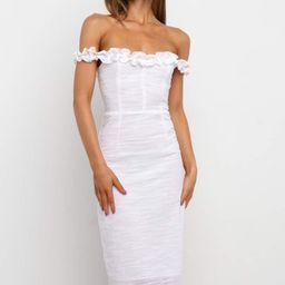 Florez Dress - White | Petal & Pup (US)