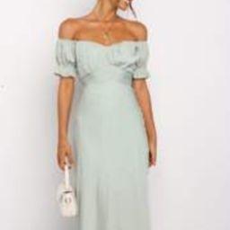 Oralie Dress - Mint | Petal & Pup (US)
