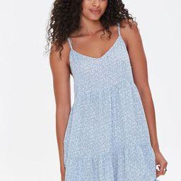 Floral Print Cami Dress | Forever 21 (US)