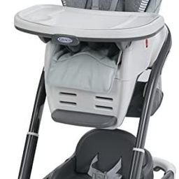 Graco Blossom LX 6 in 1 Convertible High Chair, Raleigh | Amazon (US)