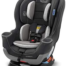 Graco Extend2Fit Convertible Car Seat | Ride Rear Facing Longer with Extend2Fit, Redmond, Amazon ... | Amazon (US)