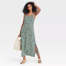 Women's Slip Dress - A New Day™   Target