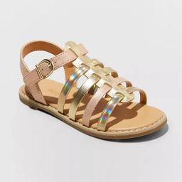 Toddler Girls' Shanel Fisherman Sandals - Cat & Jack™ | Target