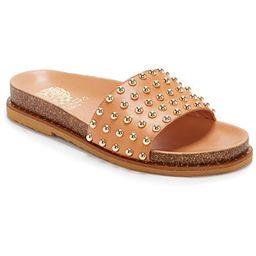 Women's Kortlen Studded Footbed Slide Sandals | Macys (US)