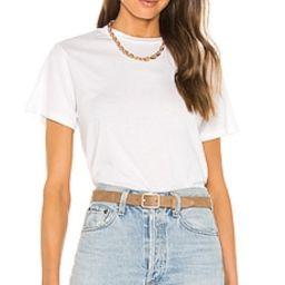 Rena T Shirt                                          AGOLDE | Revolve Clothing (Global)