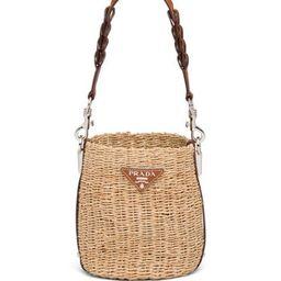 woven bucket bag | Farfetch (RoW)