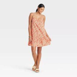 Women's Sleeveless Sundress - Universal Thread™ Floral   Target