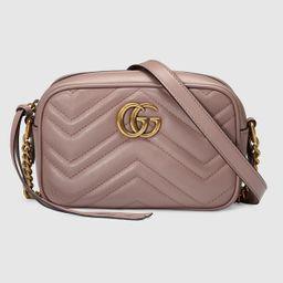 GG Marmont matelassé mini bag | Gucci (US)