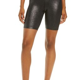 Twinkle High Waist Biker Shorts | Nordstrom