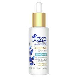Head and Shoulders Supreme Hydrating Scalp Serum, 1.3 Fl Oz   Walmart (US)