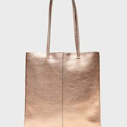 Leather Effortless Tote | Banana Republic (US)