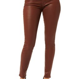 Good Legs Coated Ankle Skinny Jeans | Nordstrom
