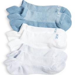 3-Pack Tab Back Socks | Nordstrom
