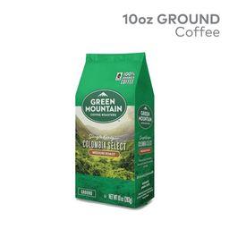 Green Mountain Coffee Roasters, Colombia Select, Ground Coffee, Fair Trade Select, Medium Roast, Bag | Walmart (US)