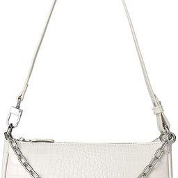 WESTBRONCO Small Shoulder Bag Retro Classic Mini Clutch Purses Tote Handbags with zipper for Wome... | Amazon (US)