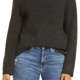 Plaited Stitch Crewneck Sweater   Nordstrom   Nordstrom