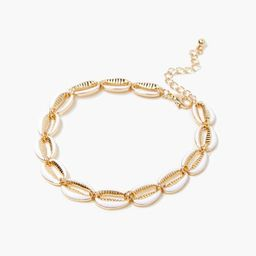 Cowrie Shell Anklet | Forever 21 (US)