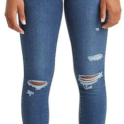 Levi's Women's 710 Super Skinny Jeans | Amazon (US)