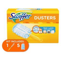Swiffer Microfiber Dusters Starter Kit | The Home Depot