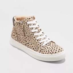 Women's Brooklin High Top Sneakers - Universal Thread™   Target