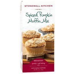 Spiced Pumpkin Muffin Mix | Baking Mixes | Stonewall Kitchen | Stonewall Kitchen | Stonewall Kitchen, LLC