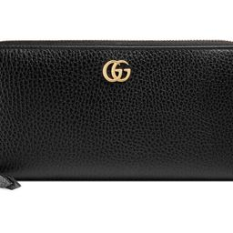 Leather zip around wallet   Gucci (US)