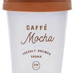 DW Home Caffe Mocha Espresso Coffee Scented Candle   Amazon (US)