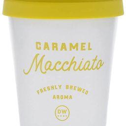 DW Home Latte Fresh Aroma Single Wick Candles with Lid (11.2 oz) (Caramel Macchiato)   Amazon (US)