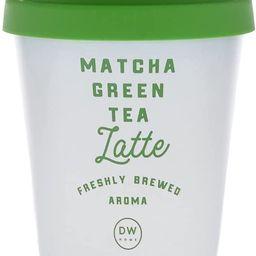 DW Home Latte Fresh Aroma Single Wick Candles with Lid (11.2 oz) (Matcha Green Tea Latte)   Amazon (US)