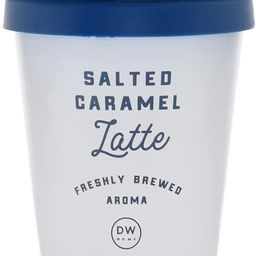DW Home Latte Fresh Aroma Single Wick Candles with Lid (11.2 oz) (Salted Caramel)   Amazon (US)