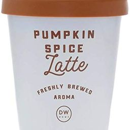 DW Home Pumpkin Spice Latte Scented Candle   Amazon (US)