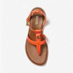 Sasha T-Strap Sandal | Michael Kors (US & CA)