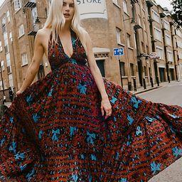 Zandra Rhodes Super Nova Maxi Dress   Free People (US)