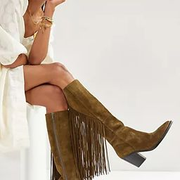 Jeffrey Campbell Fringed Western Boots   Anthropologie (US)