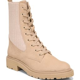 Lydell Mixed Media Combat Boot   Nordstrom