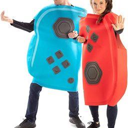 Joyful Controllers Couples Halloween Costume - Unisex Adult Video Game Outfits   Amazon (US)