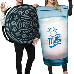Rasta Imposta Couples Costume - Milk-n-Cookies.Dunk Your Oreo! Black and White   Amazon (US)